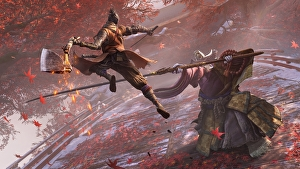 Il nuovo video gameplay di Sekiro: Shadows Die Twice ci mostra la battaglia contro il boss Monaco Corrotto
