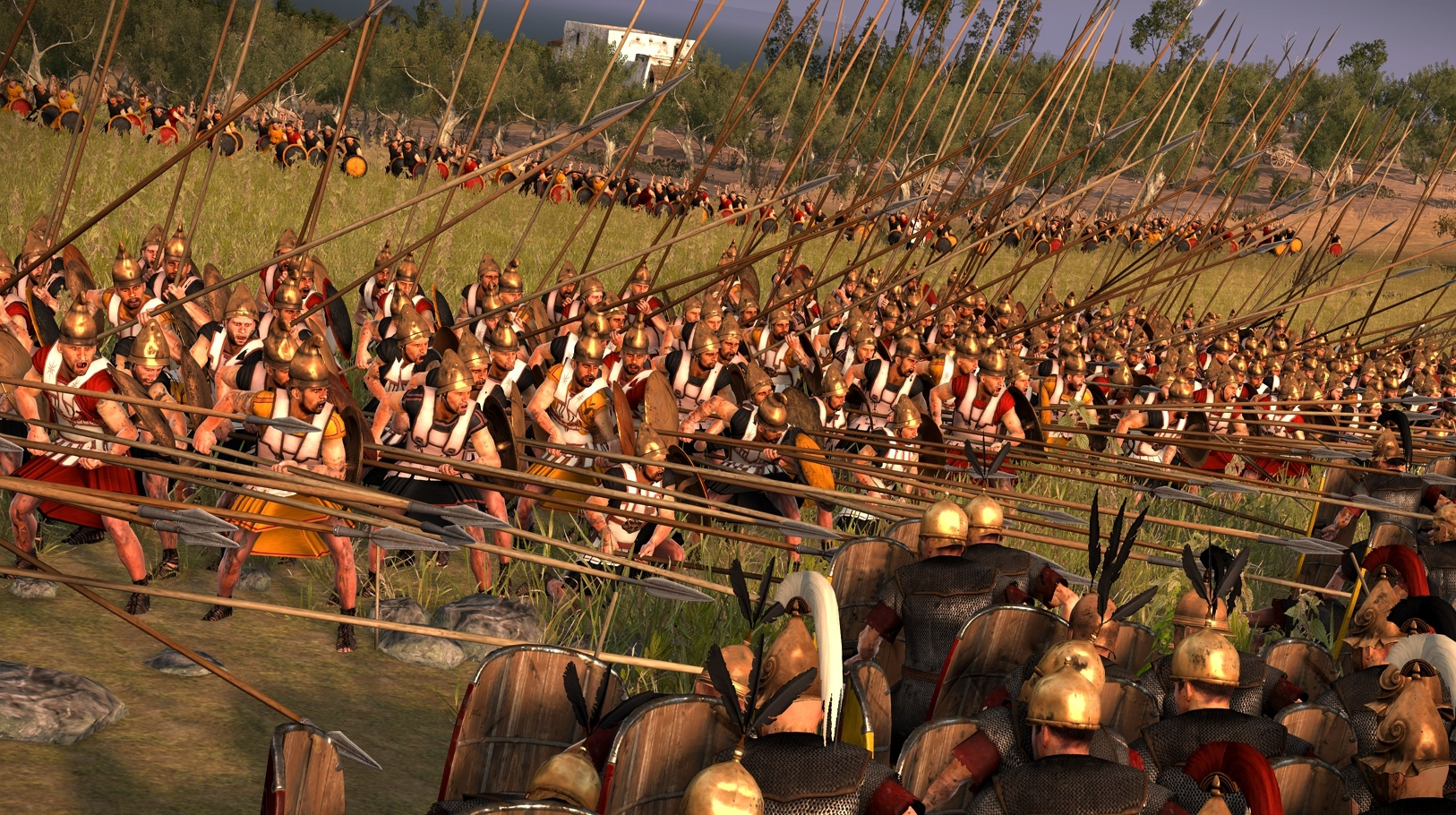 Steam users review bomb Total War: Rome 2 over female characters