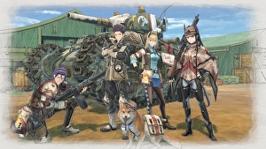 Valkyria Chronicles 4 è disponibile da oggi su PS4, Xbox One