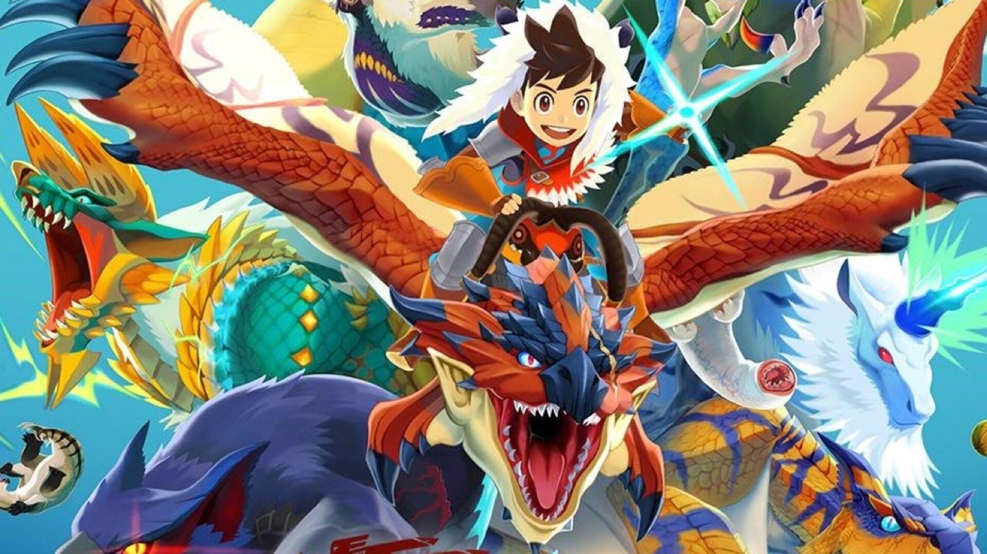 Delightful Rpg Spin Off Monster Hunter Stories Is Now Available On