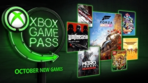 Xbox Game Pass: Forza Horizon 4, Wolfenstein: The New Order