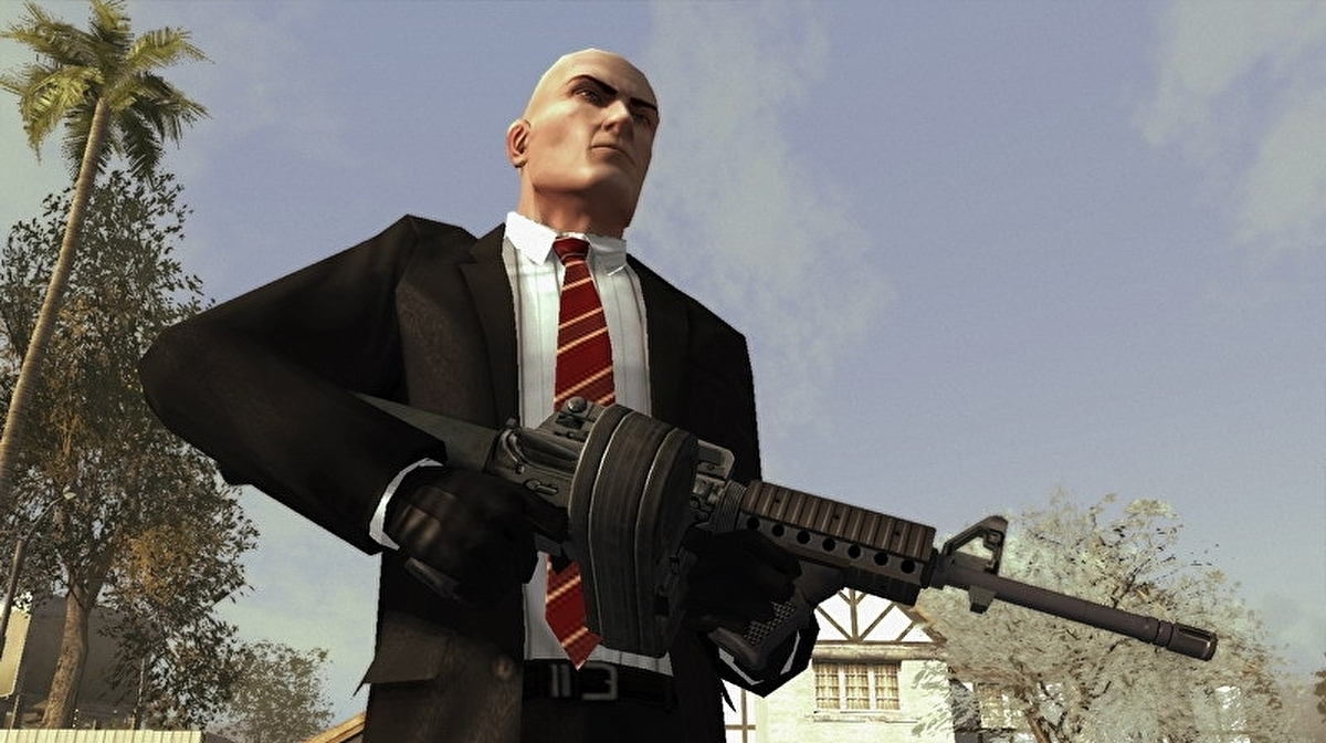 Hitman Blood Money headlines October's Xbox Games with Gold