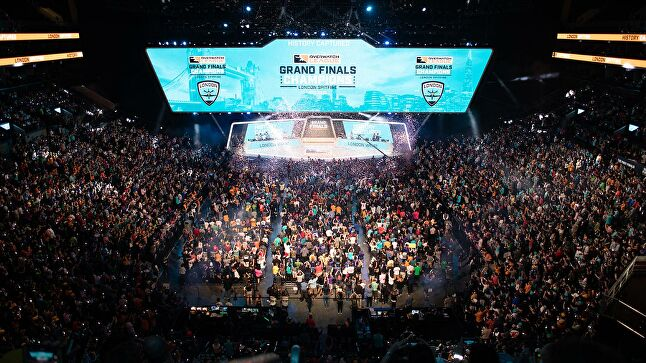 The Overwatch League's first Grand Finals sold out New York City's Barclays Center and brought in nearly 11 million viewers around the globe