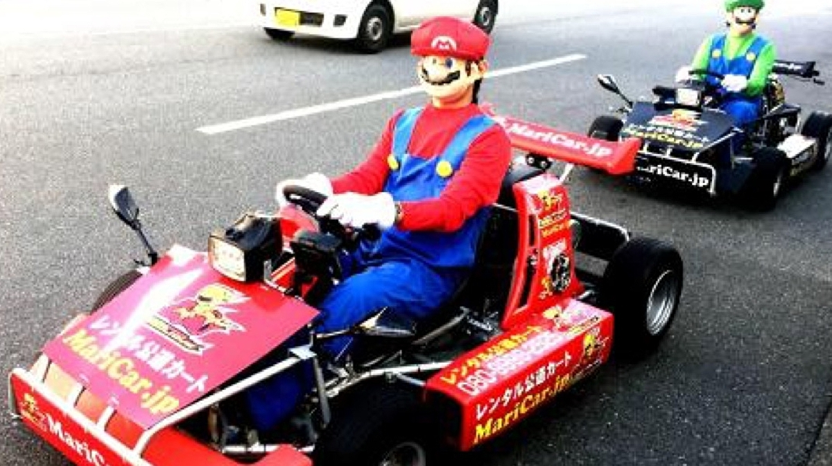 Go Kart Racing Pa >> Nintendo Wins Lawsuit Against Company Running Unofficial Real Life