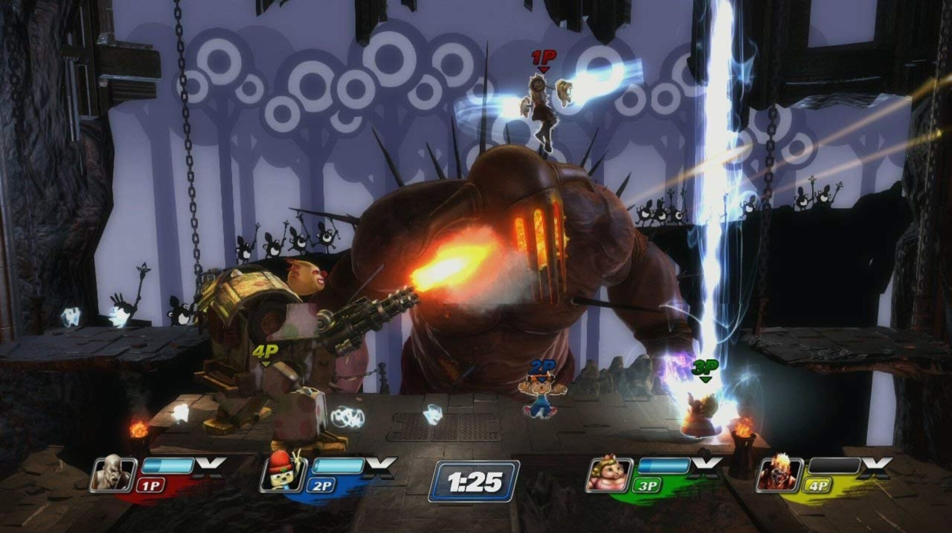 PlayStation All-Stars Battle Royale and other PS3 games