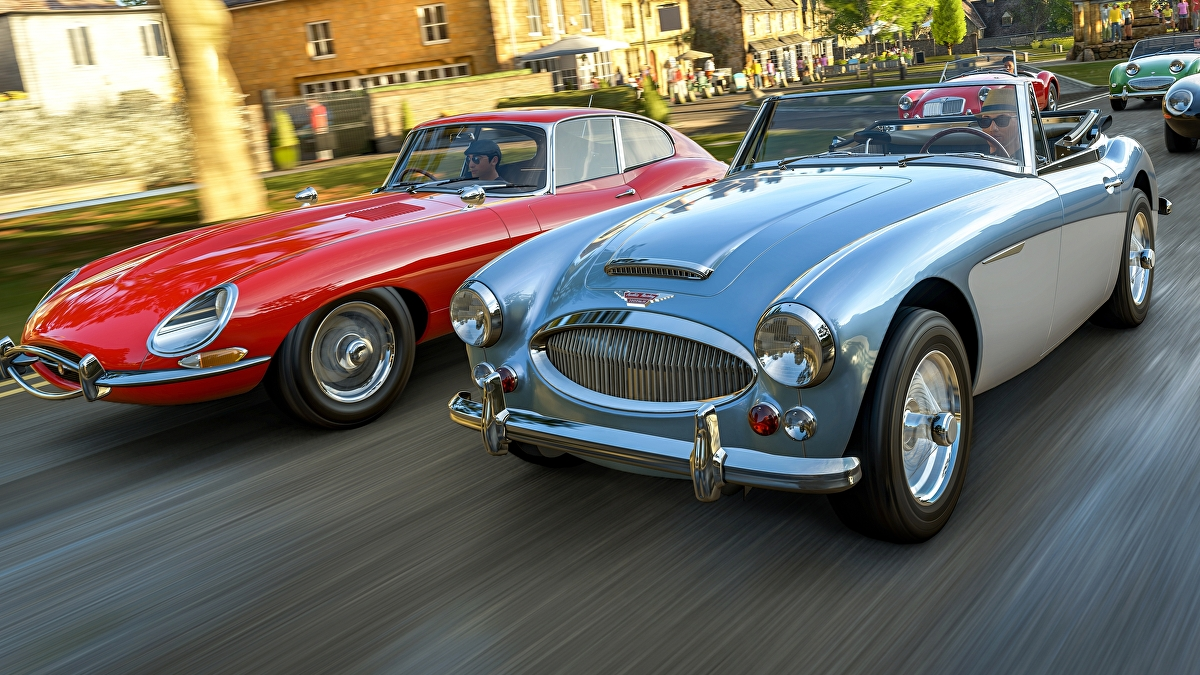 Forza Horizon 4 review: racing great rolls gingerly into new era