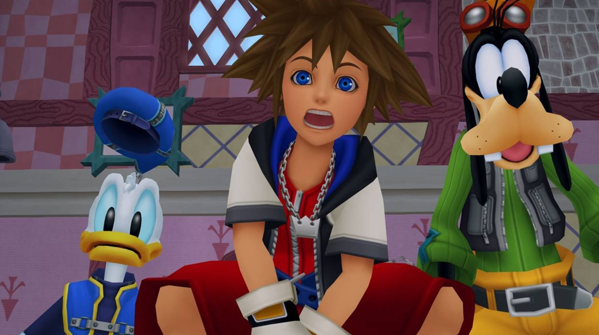 Kingdom Hearts: The Story So Far bundles up (almost) every game in