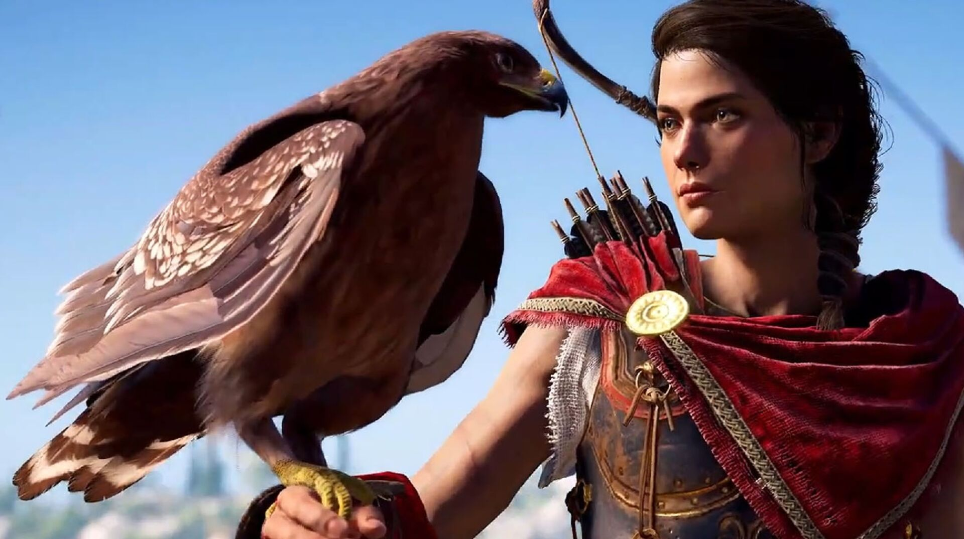 Why Assassin S Creed Odyssey Is Best Played On Ps4 Pro And Xbox