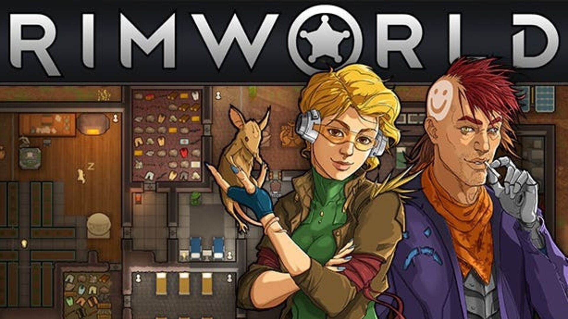 After five years of early access, RimWorld finally has a release