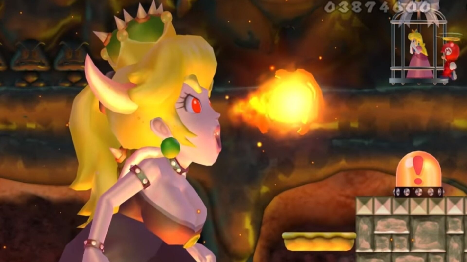 Bowsette game mods are getting out of hand • Eurogamer net