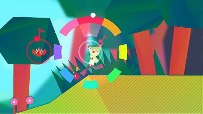 Technically, Wandersong could be described as a twin-stick singer