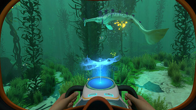 Though best-known at the moment for its Nintendo Switch ports, one of Panic Button's current major projects is porting Subnautica to PS4 and XB1