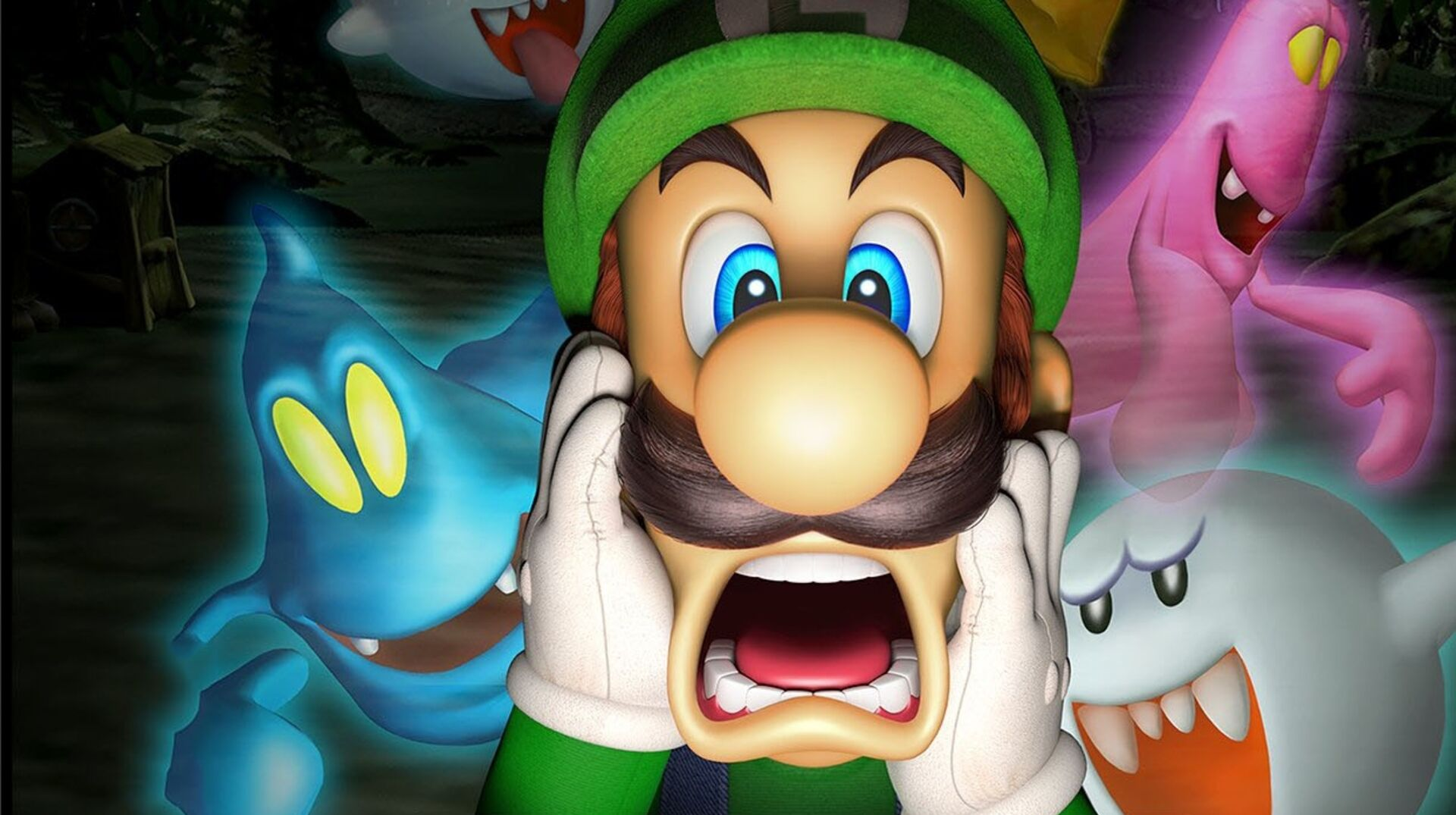 Luigi S Mansion 3ds Gamecube Port Or Full Mobile Remake