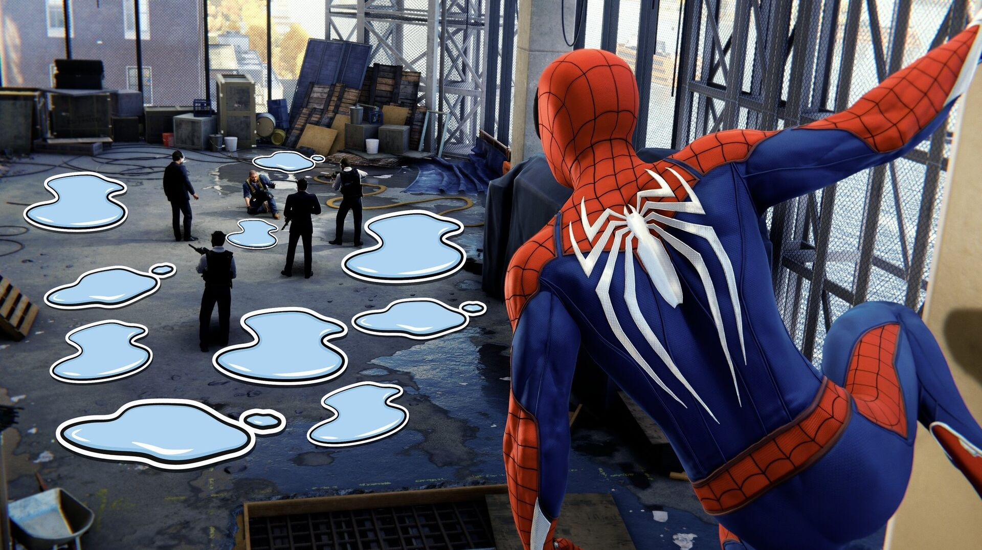Insomniac has the last laugh on Spider-Man PS4