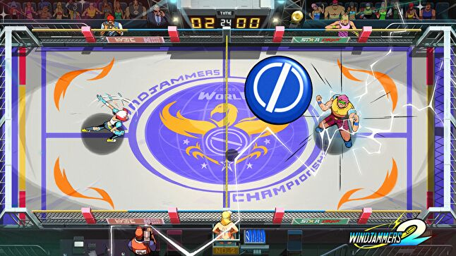 Windjammers 2 is planned for release next year, but Dotemu has had the game in mind since it first got permission to recreate the original Windjammers for release last year