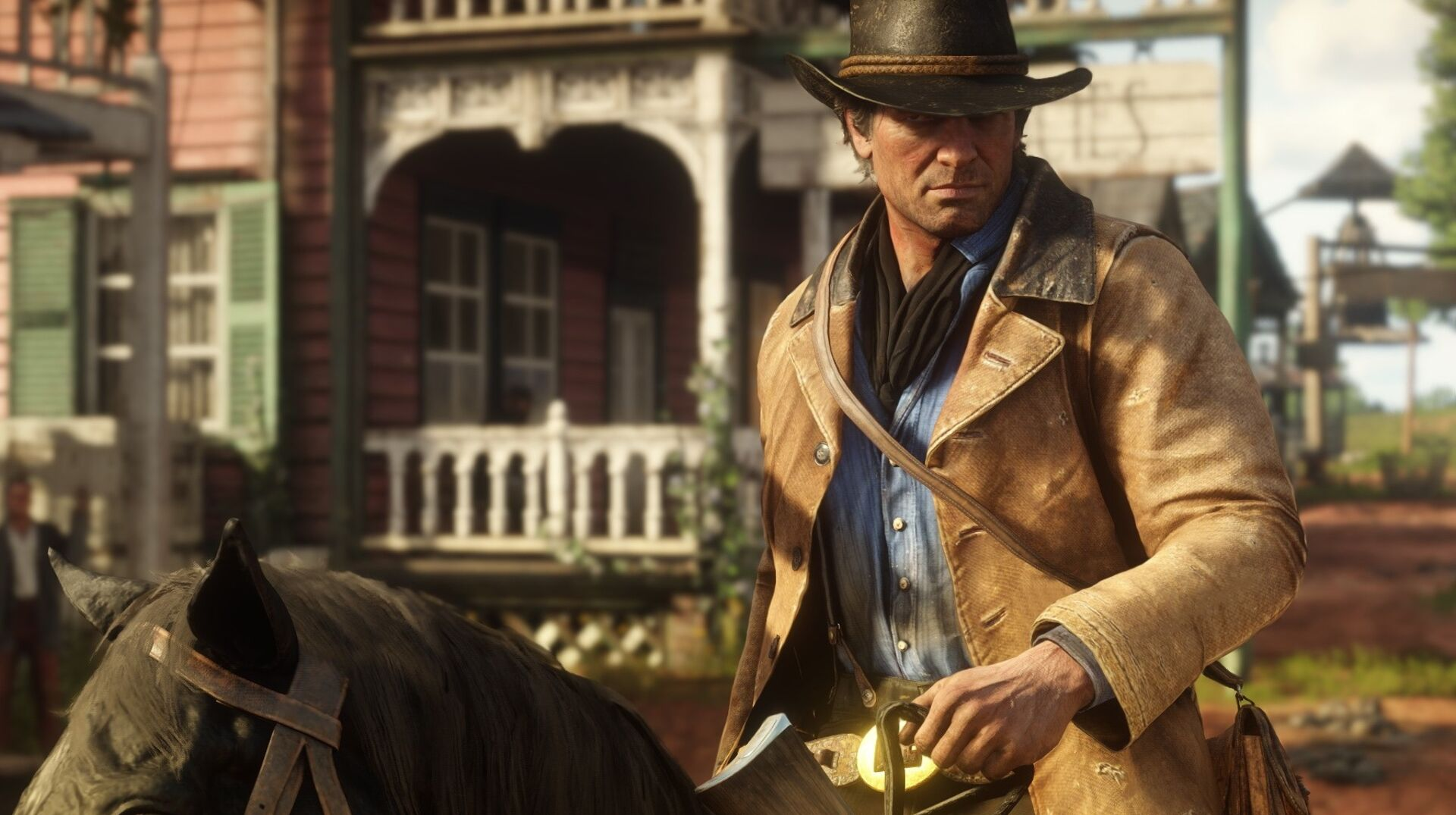 Red Dead Redemption 2 review - a peerless open world, and a