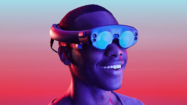 Magic Leap's mixed reality headset arguably has a greater chance of becoming a mass market device than bulky virtual reality offerings