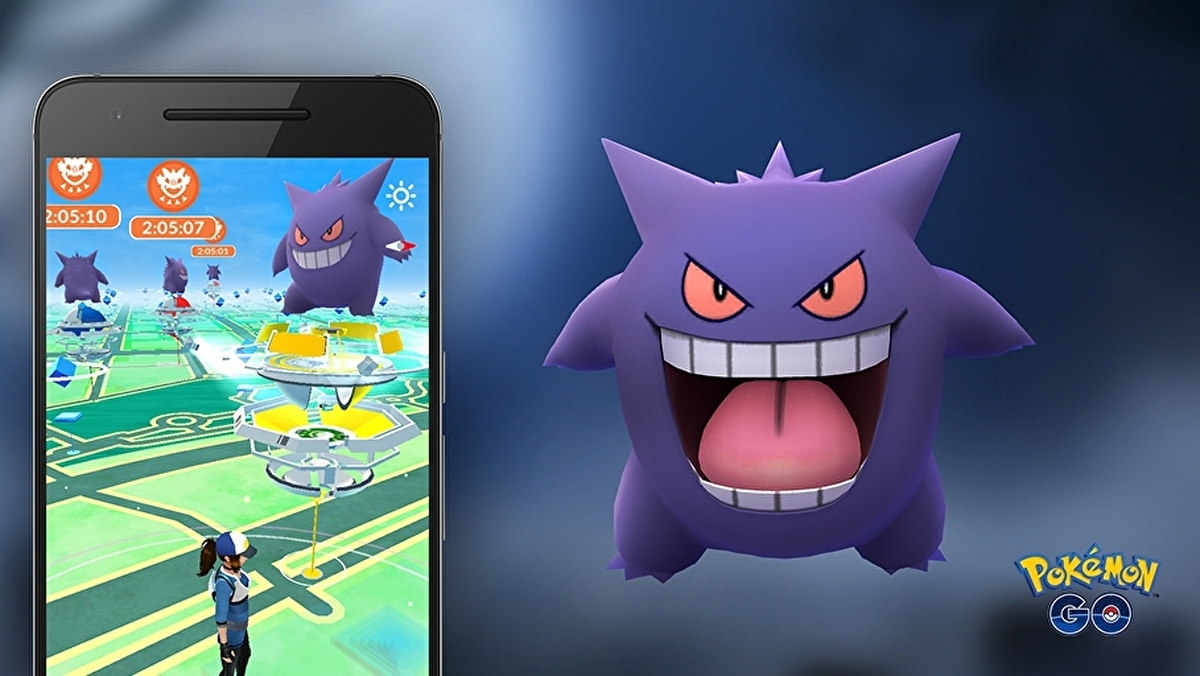 Pokémon Go Gengar Day start time, Lick and Psychic moves and Gengar