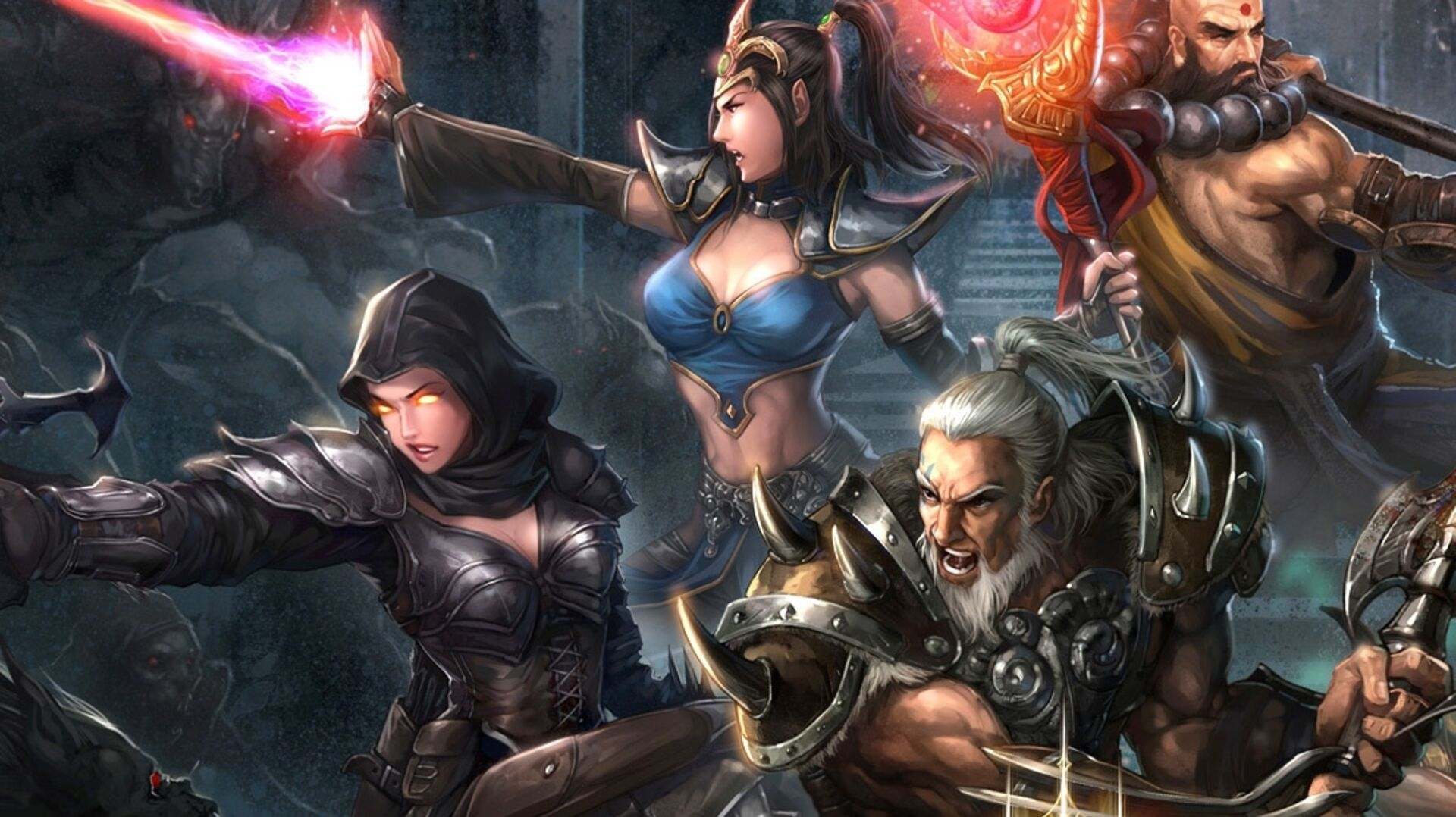 Diablo 3's classes - ranked • Eurogamer net