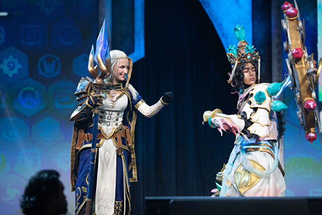 Blizzard has a passionate fanbase, which is the envy of the industry