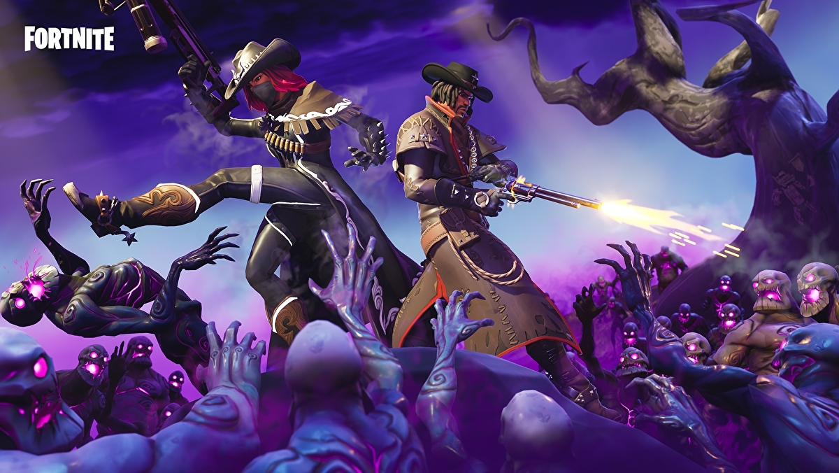 Fortnite's Cube Monsters aren't going anywhere thanks to a