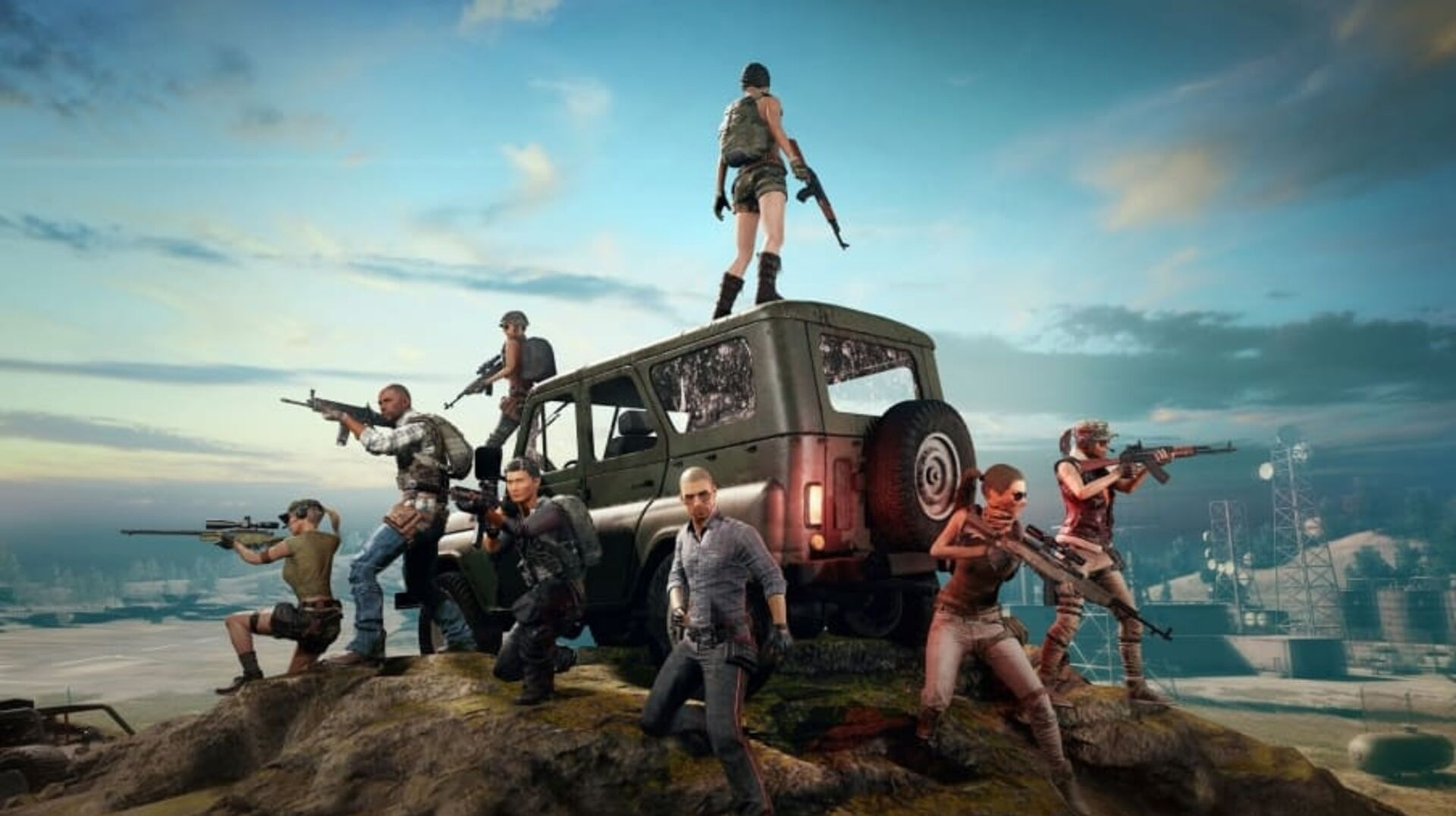 Pubg Temporarily Free To Play On Xbox One Eurogamernet