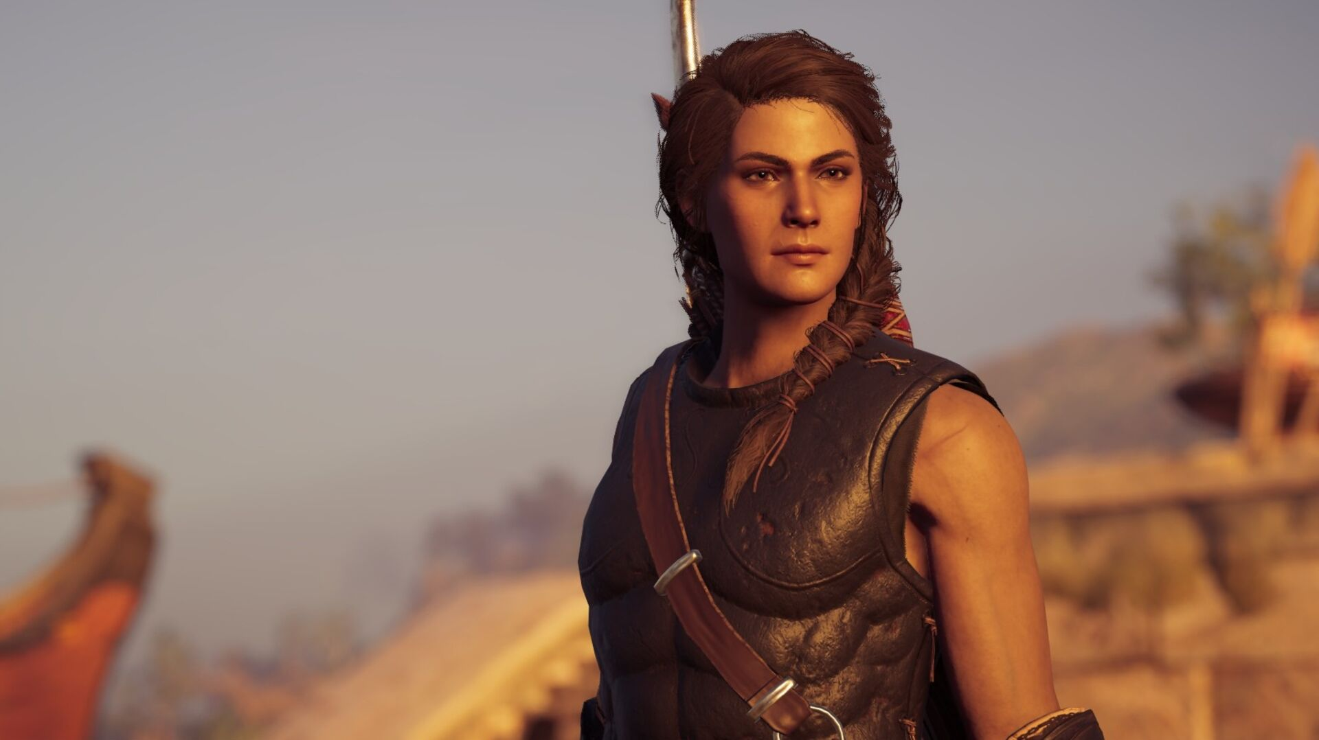 We Need To Talk About Kassandra S Biceps Eurogamer Net