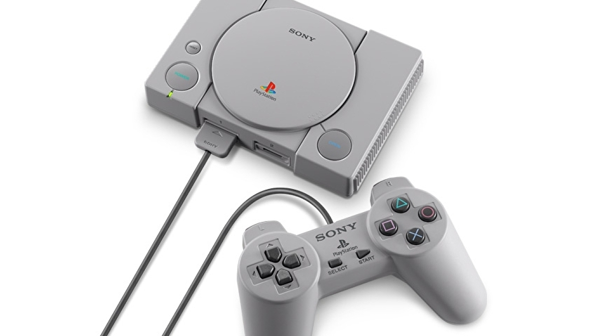 We've played the PlayStation Classic, and it's underwhelming