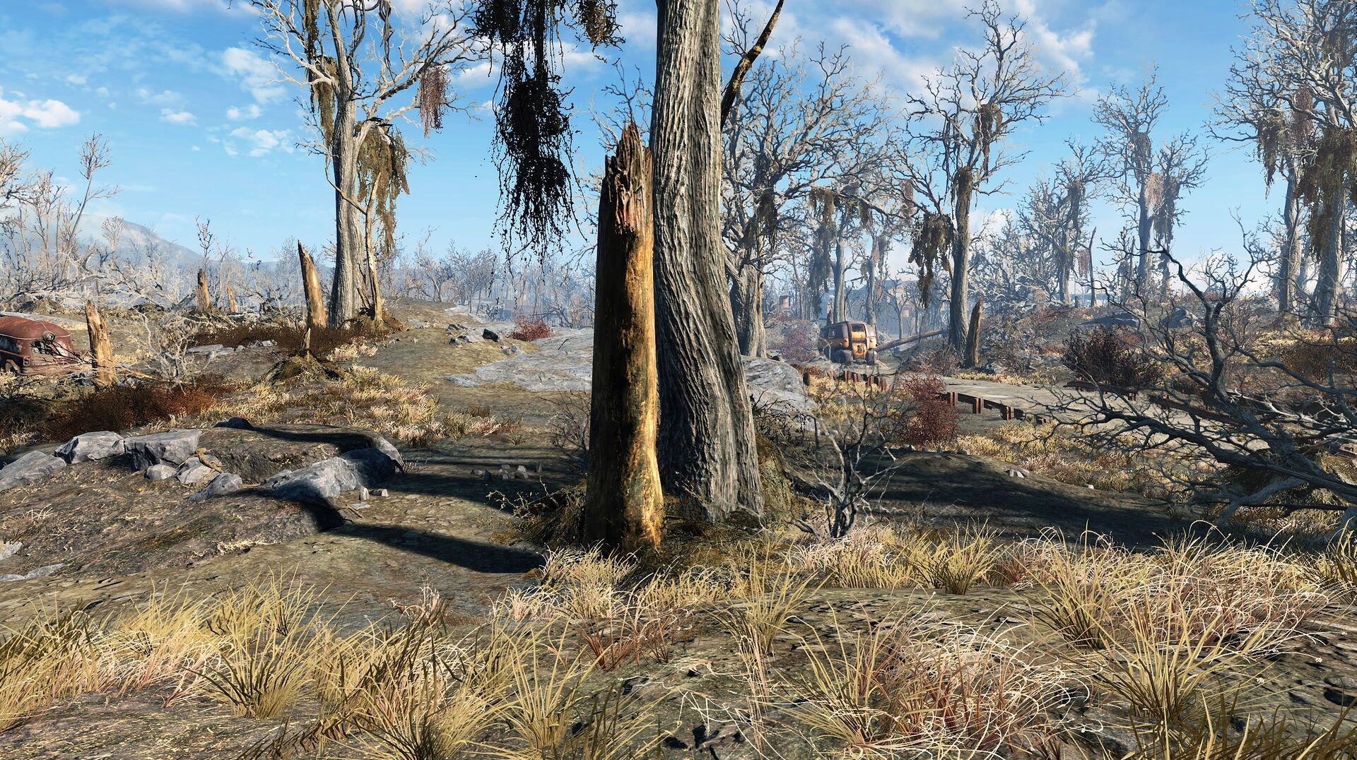 How Realistic Are The Post Apocalyptic Landscapes Of Video Games Eurogamer Net