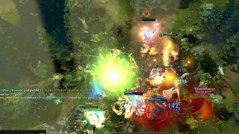 Dota 2 Immortal Items And Player Cards Released: Valve Responds To Chinese Players Review Bombing Dota 2 In