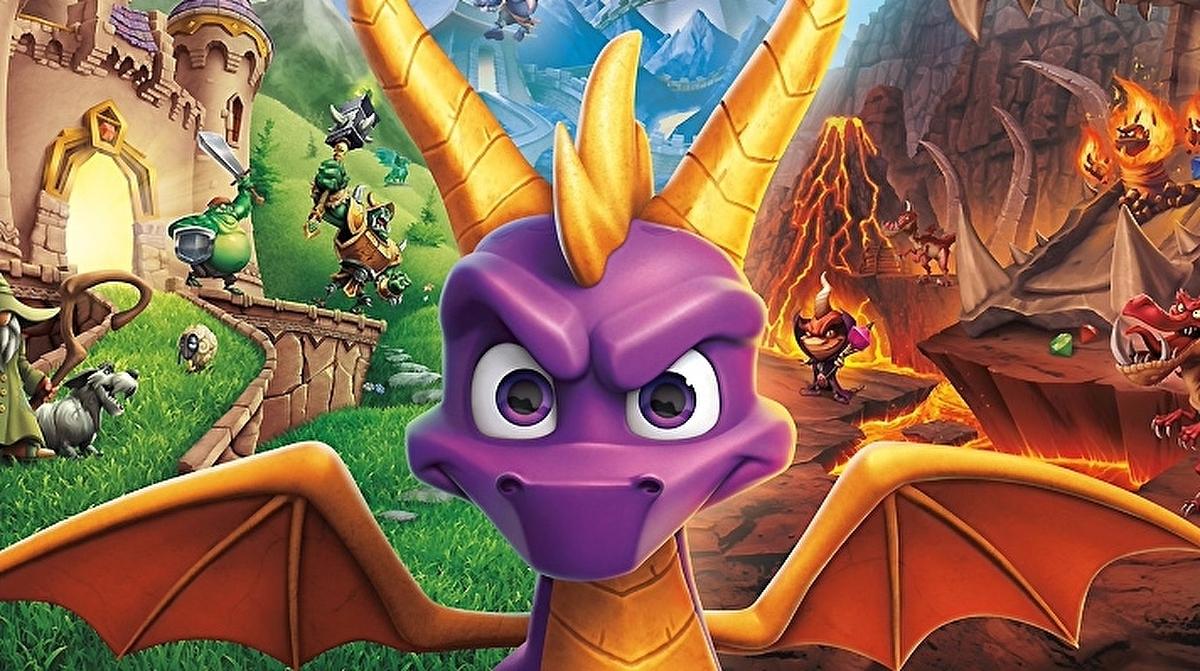 Spyro Reignited Trilogy review - a gorgeous remaster that's perhaps