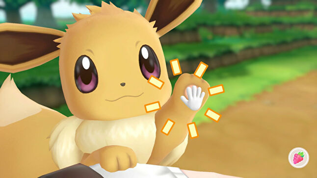 Interactions with Pokémon, wild and caught, are a transformative new element that could stand to help define the series' console future