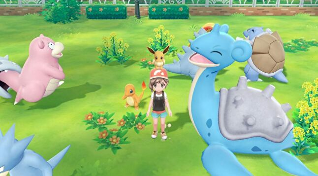 Though feelings on the game's visual transition to the Switch were mixed, critics agreed Let's Go's Kanto is a treat to visit years after Red and Blue