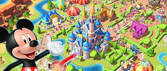 Regular updates coinciding with new movies or revisiting old ones has kept a sizeable audience regularly engaged with Disney Magic Kingdoms