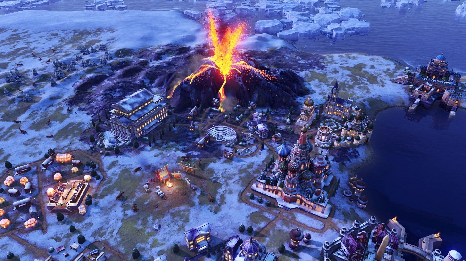 Firaxis just announced Civilization 6: Gathering Storm - here's