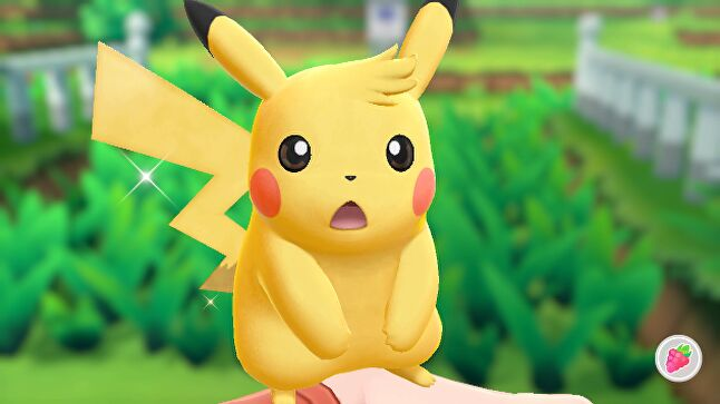 The sheer audacity of Nintendo trying to get more people into Pokémon via Let's Go, while still catering for fans with next year's core RPG, eh?