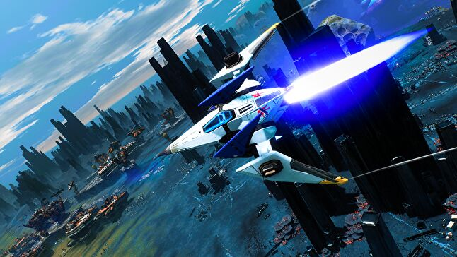 Starlink and Star Fox share many similarities so a partnership seems obvious in hindsight