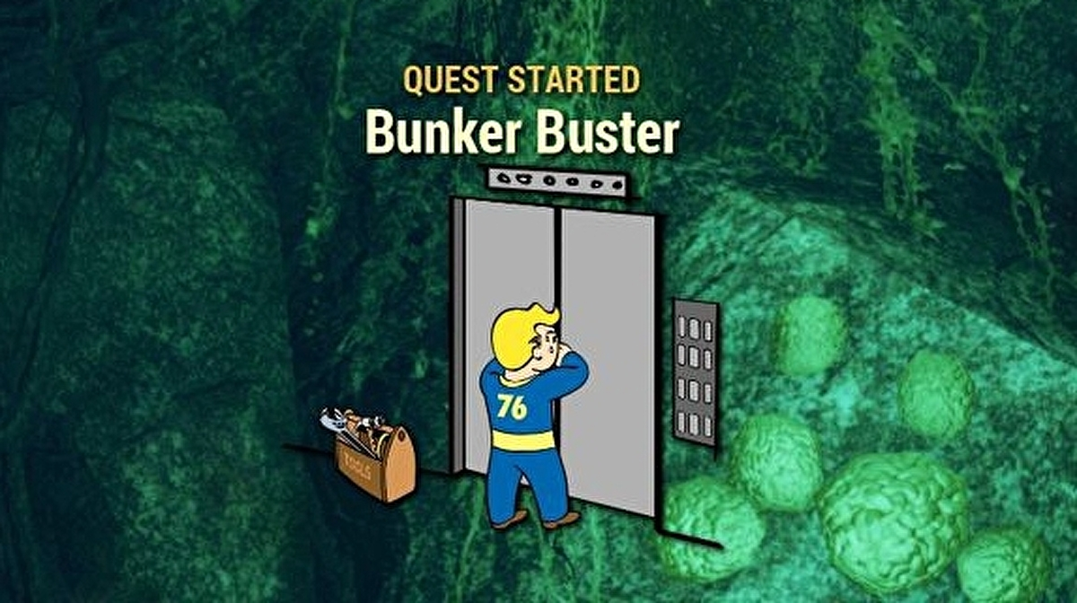 Fallout 76 Enclave: How to join the Enclave by completing Bunker