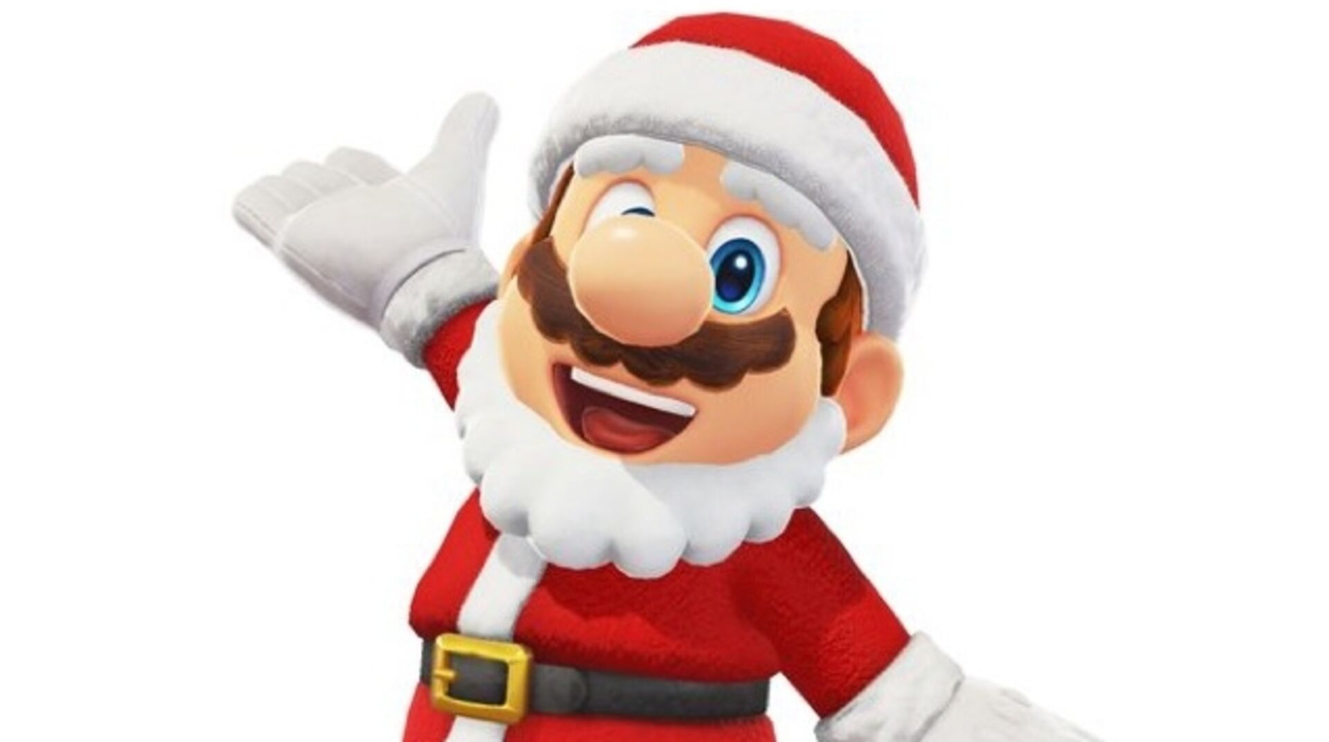 Super Mario Christmas.Nintendo Is Celebrating Christmas Disgustingly Early With