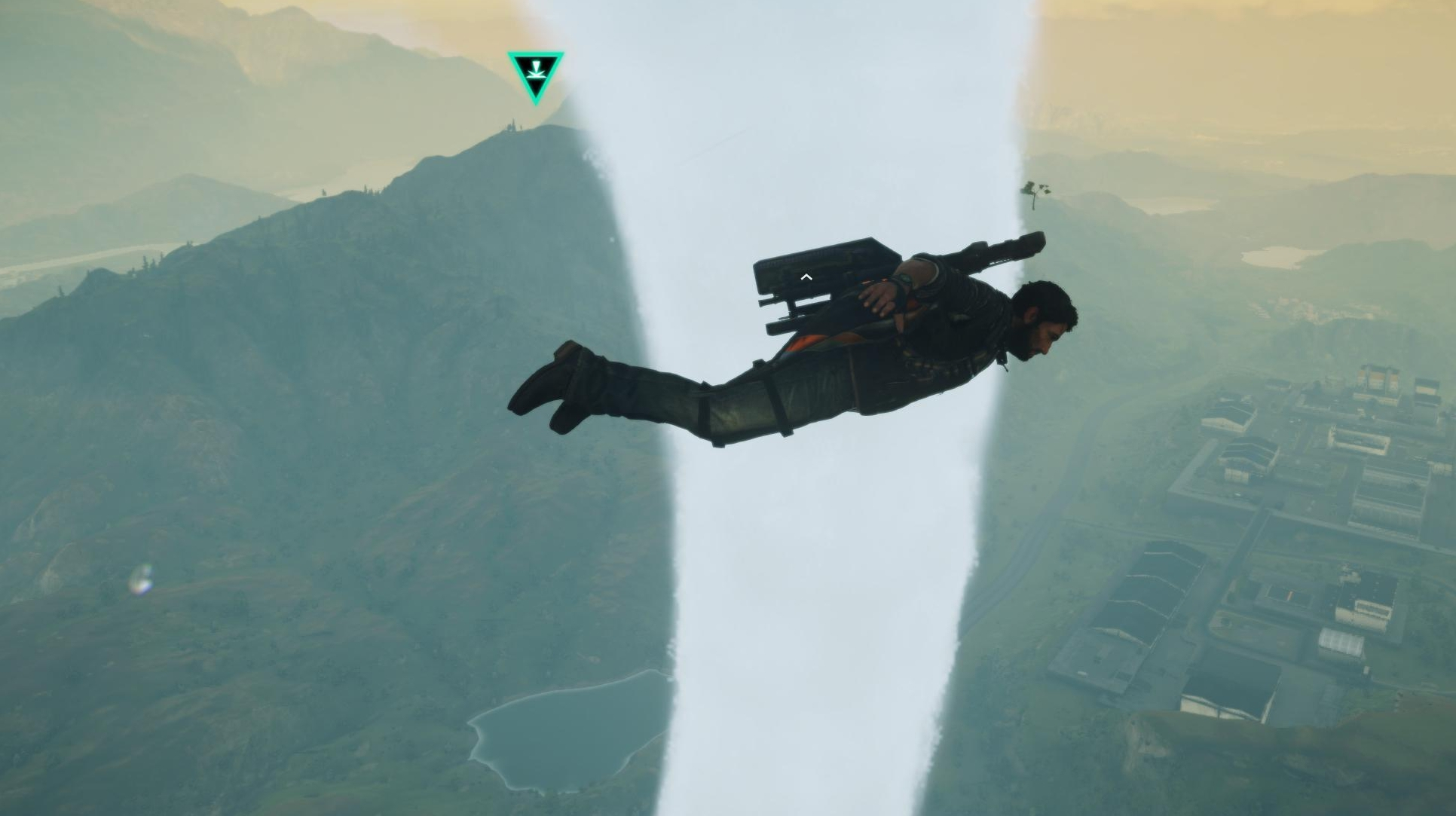 Just Cause 4 Review Likeably Scrappy Open World Carnage
