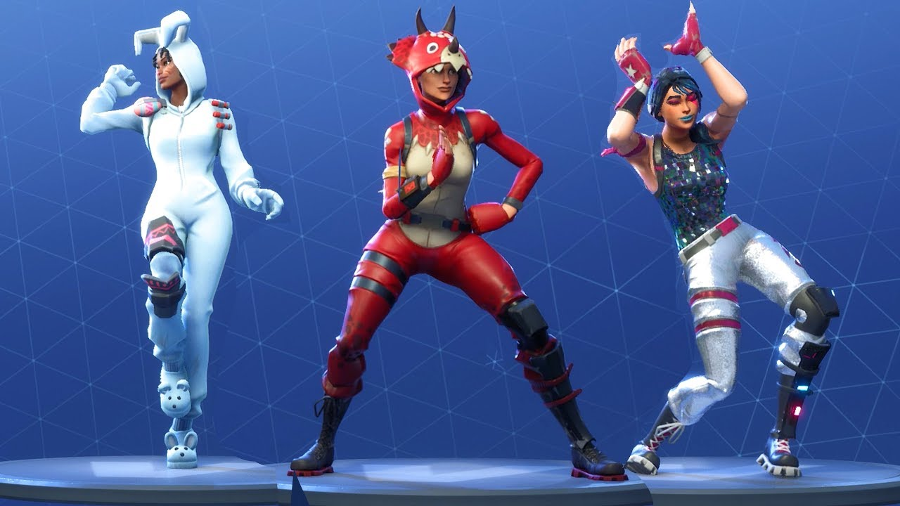 Fortnite And Copyright Can You Steal A Dance Routine