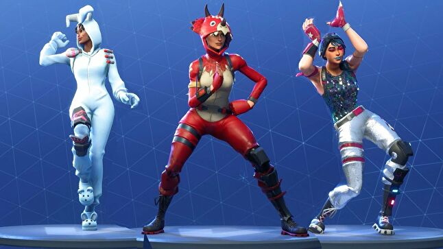 Dance emotes are a popular aspect of Fortnite, often imitated in the real world