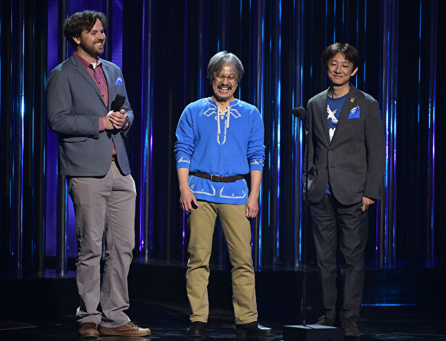At The Game Awards, developers and industry figures are presented as celebrities to the gaming public - often the only time of year a large gaming audience gets to see them in this light