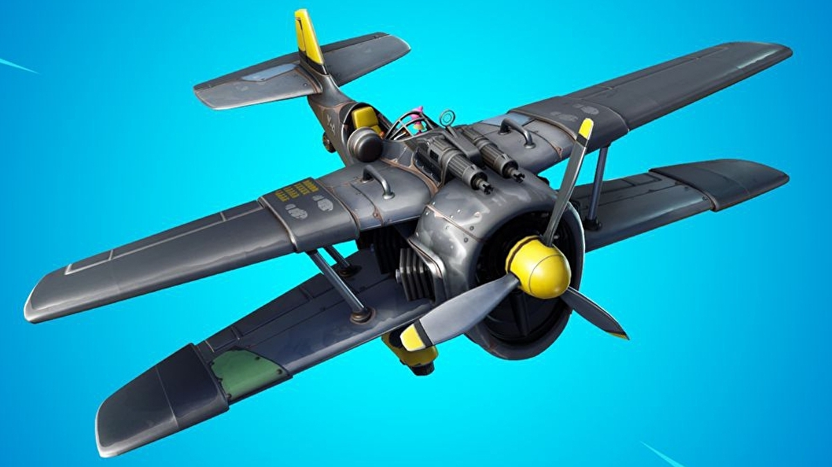 Fortnite plane locations, X-4 Stormwing plane controls and ...