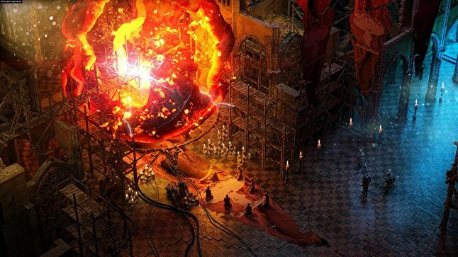 InXile makes RPG experiences such as the upcoming Wasteland 3