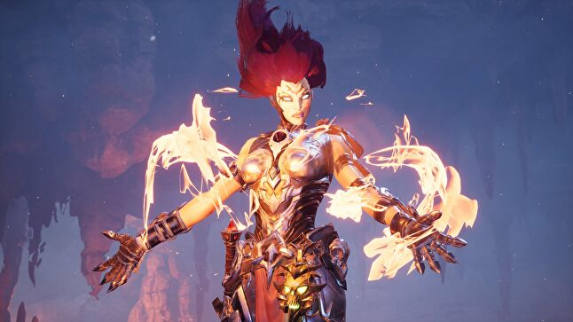 Darksiders III has been a crucial test for THQ Nordic, as it's the first new titles it has developed from one of the 100-plus IPs acquired over the past few years