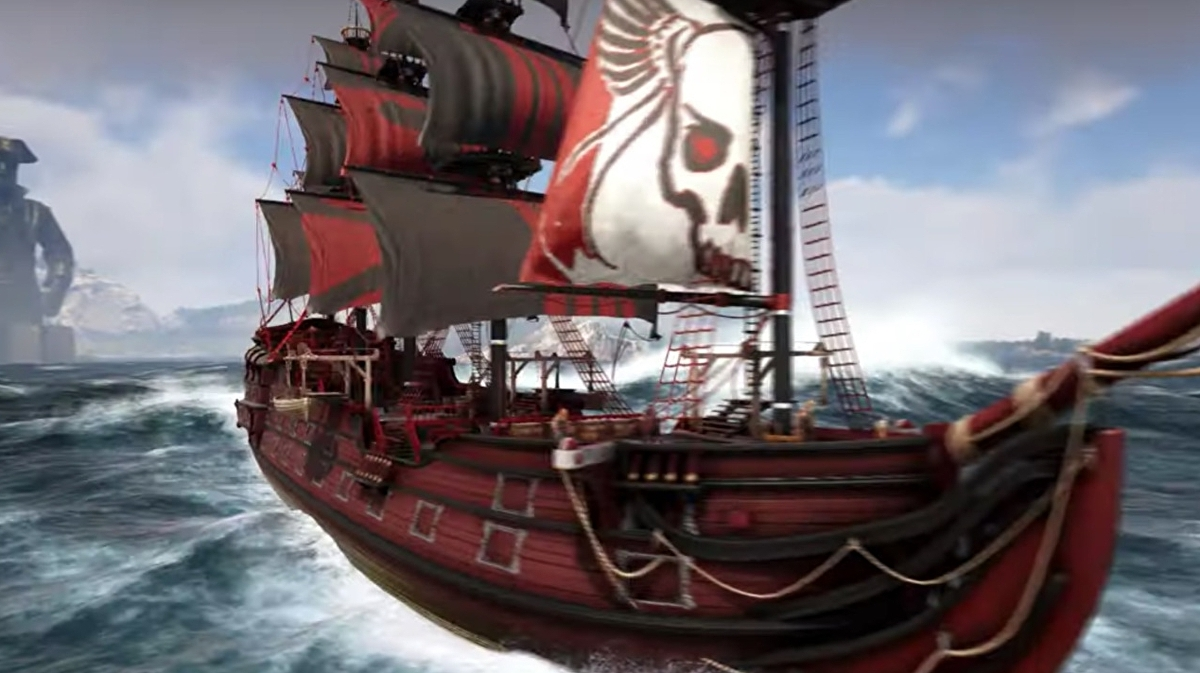 Ark developer Wildcard unveils new multiplayer pirate adventure