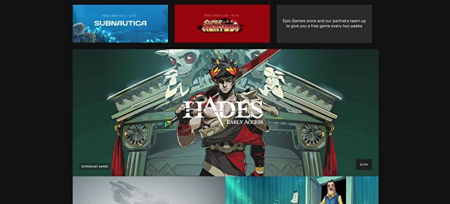 The Epic Games Store launched last night with a telling focus on indies and smaller creators