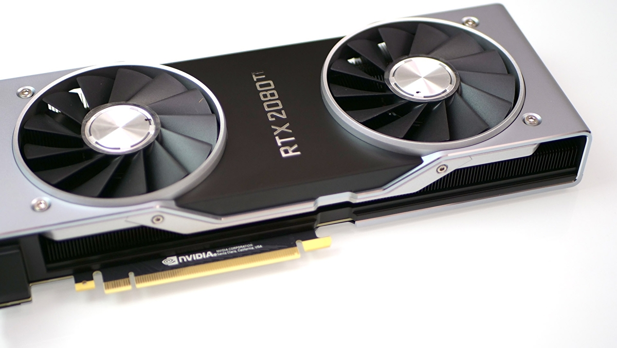 Nvidia GeForce RTX 2080 Ti benchmarks: the new top card tested