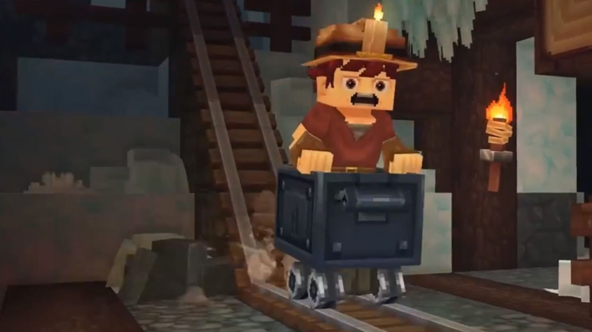 Hytale is a brand new game from giants of the Minecraft